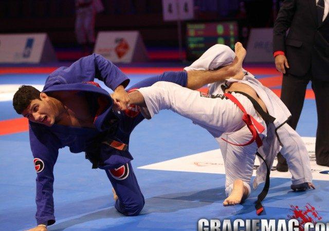 Reveja 5 lutas de Jiu-Jitsu que sacudiram Abu Dhabi no início do WPJJC 2015