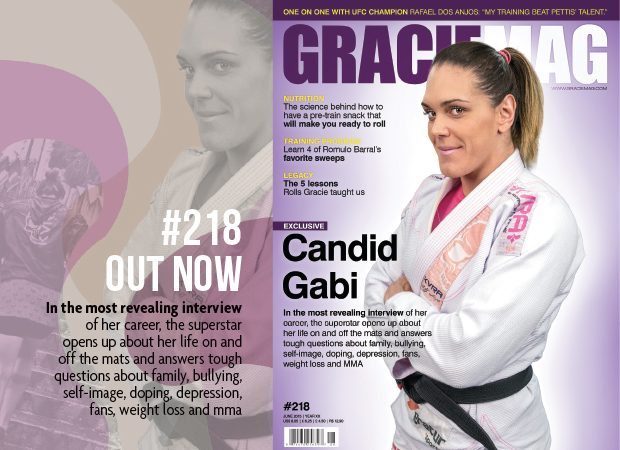 GM #218: Gabi Garcia tells all in the most revealing interview of her career