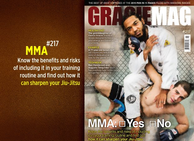 GM #217: Know the benefits and risks of training MMA
