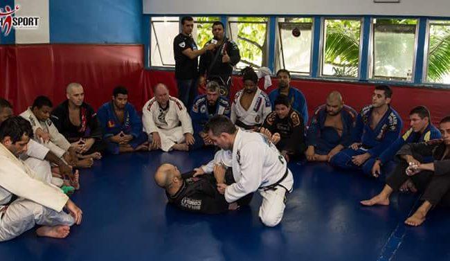 Árbitros se reúnem no Rio para estudar as atualizações de regras do Jiu-Jitsu