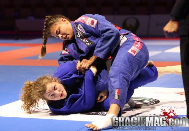 """Monique Elias: """"As mulheres fazem da academia de Jiu-Jitsu um lugar melhor"""""""