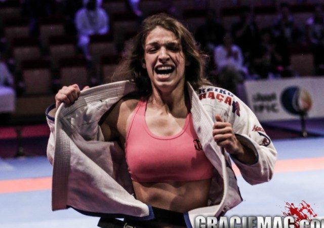 WPJJC: Mackenzie Dern faz história e vence Gabi Garcia; Buchecha é tri absoluto