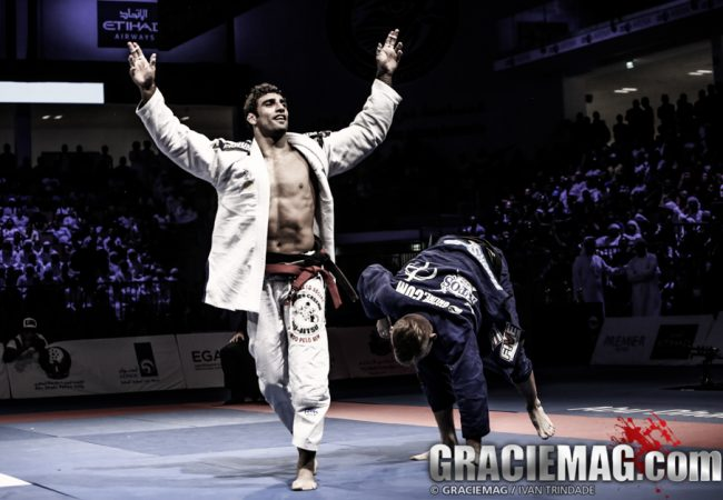 Leandro Lo at the 2015 WPJJC