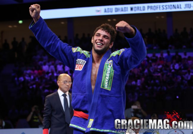 2015 WPJJC: Buchecha, Gabi other champions crowned in the black belt division; see the best images