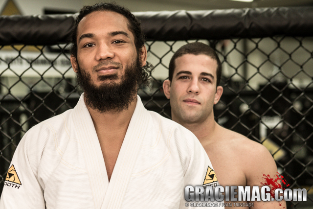 Video: Learn from Ben Henderson what to do when the triangle set up fails