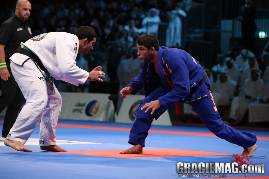 Will Buchecha and Rodolfo be in the open class final of the 2015 WPJJC?