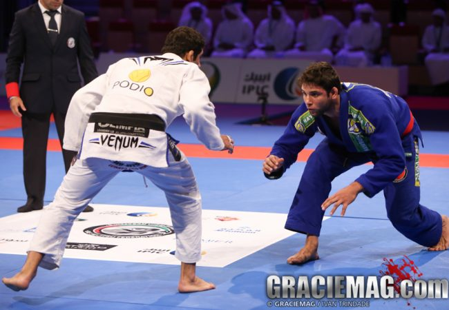 2015 WPJJC: watch the thrilling battle between Buchecha and Lo for a spot in the open class final