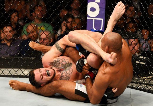 Luke Rockhold, Jacaré e as 5 principais lições de Jiu-Jitsu do UFC Nova Jersey