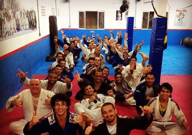 Trate o futuro da nação com muito Jiu-Jitsu