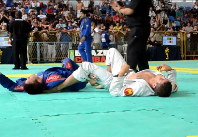 Rio Fall Open de Jiu-Jitsu: o confere insano entre Kim Terra e Alexandre Vieira