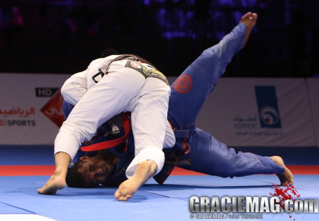 WPJJC: como Lucas Hulk derrubou Victor Honório no absoluto faixa-marrom