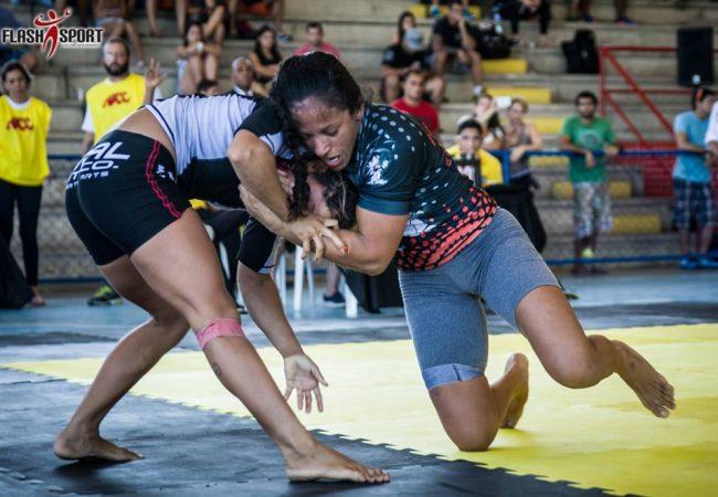 Seletiva do ADCC: veja como Michelle Tavares venceu a final até 60kg