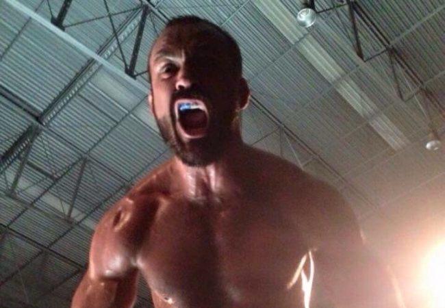 Sandro Leite fez estreia no MMA e venceu em SP