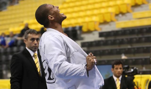 Mahamed Aly é o novo campeão absoluto faixa-marrom. Foto: Ivan Trindade/GRACIEMAG