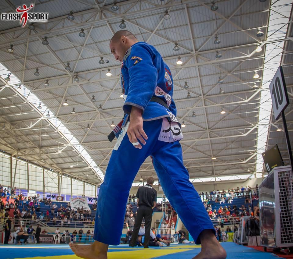 Abi-Rihan em ação. Foto: Flashsport Brasil