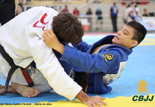 Por que o Jiu-Jitsu é uma arte marcial única? Graças à guarda*