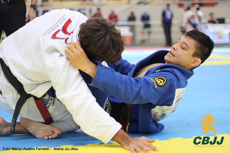 Cena do Brasileiro de Jiu Jitsu 2015