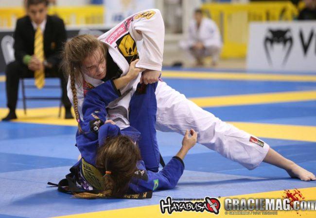 Como pensa a atual jovem rainha absoluta do Jiu-Jitsu? As lições de Dominyka