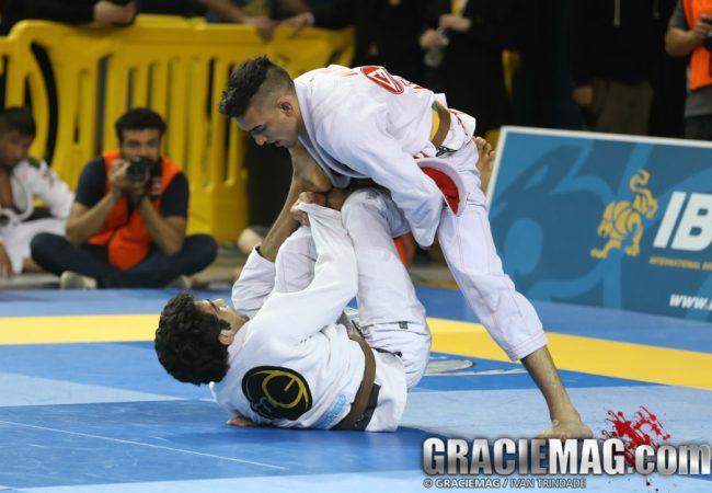 Retrospectiva: o estilo de 5 faixas-marrons campeões mundiais em 2015