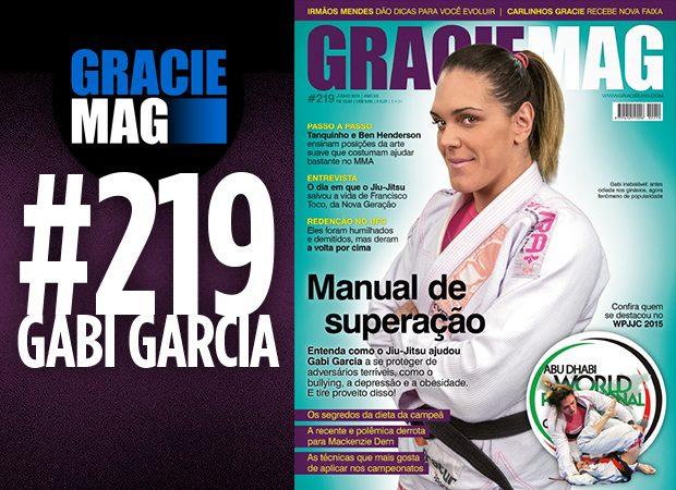 Gabi Garcia e o Jiu-Jitsu como arma de superação