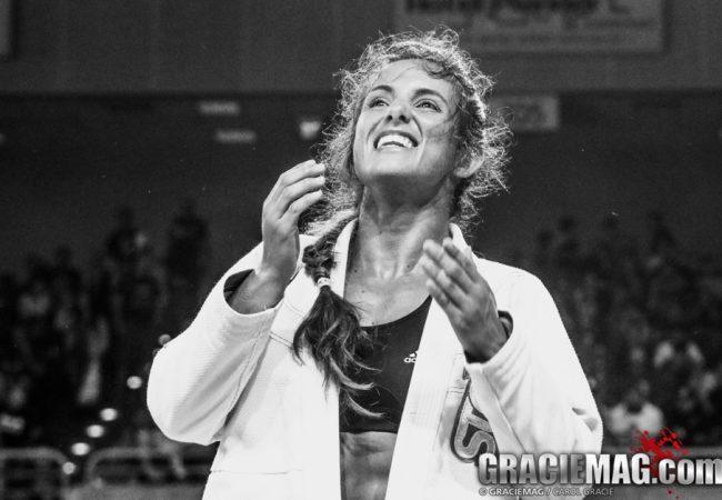 No Dia das Mães, Angelica Galvão brilha no Las Vegas Open de Jiu-Jitsu