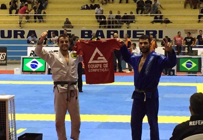 GB BH celebra ouro no Brasileiro de Jiu-Jitsu e entra para GMI