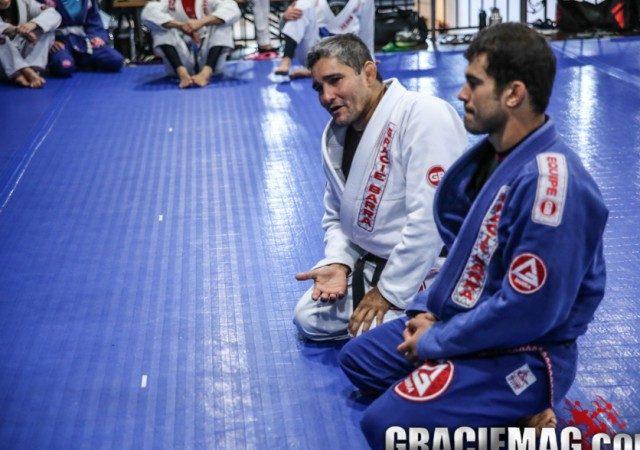Mundial de Jiu-Jitsu 2015: GB e a troca de conhecimentos no camp