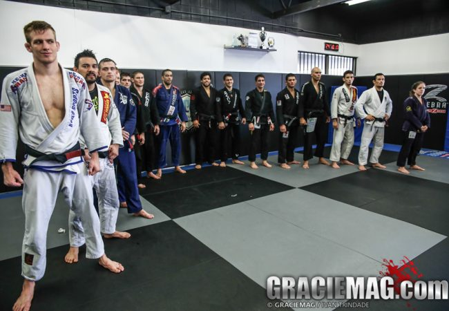 2015 Worlds: watch how the stars at Atos Jiu-Jitsu are getting ready to compete in Long Beach