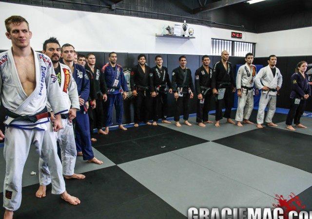 Mundial de Jiu-Jitsu 2015: veja o clima do treino da Atos na Califórnia