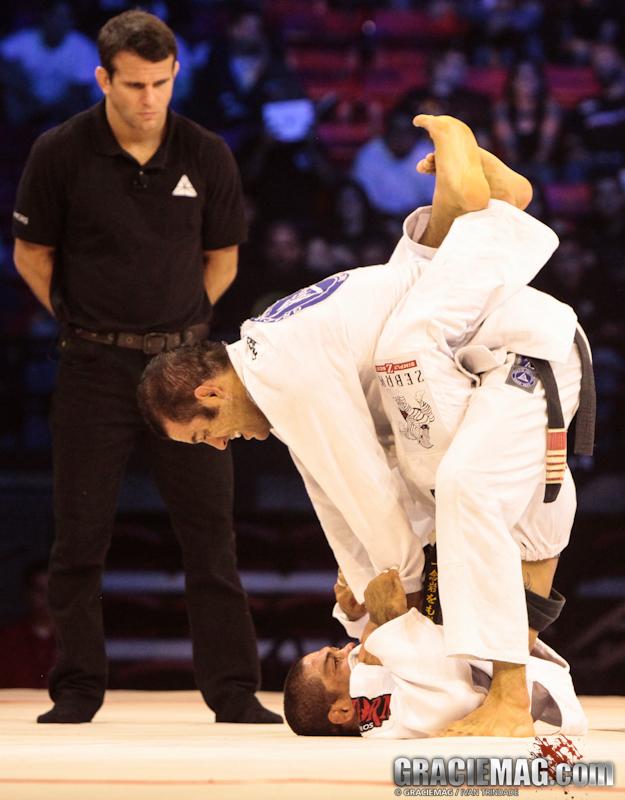 Ryron Gracie vs. André Galvão at Metamoris 1