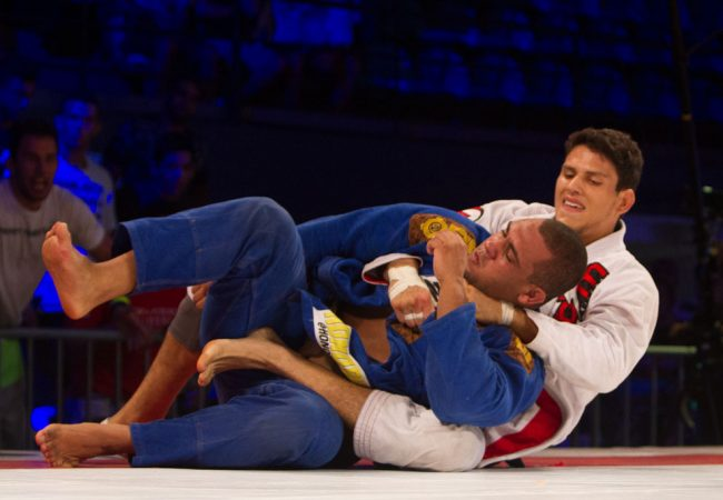 Copa Podio: Pena wins heavyweight GP, Lo outscores Moraes 6-0 on superfight