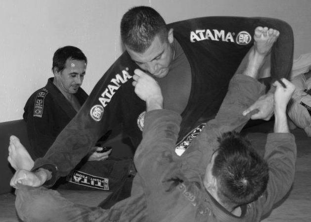 O estrangulamento que valeu ouro no Zurich Open de Jiu-Jitsu