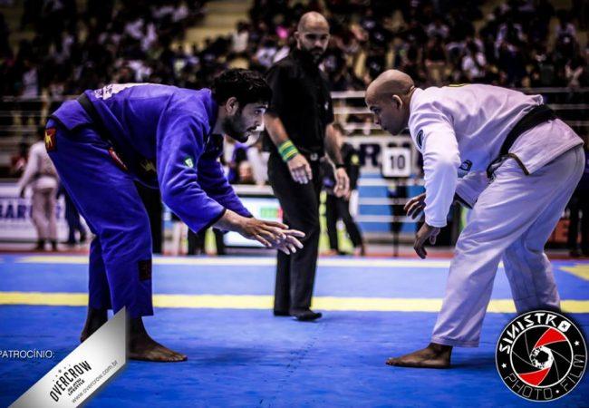 Brasileiro de Jiu-Jitsu 2015: a guerra entre Victor Silvério e Dimitrius no absoluto