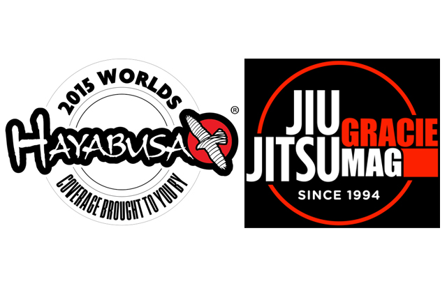 GRACIEMAG and Hayabusa together for the best coverage of the 2015 Worlds
