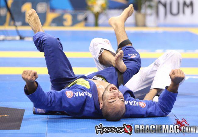Mundial de Jiu-Jitsu: os campeões mundiais faixa-preta em 2015