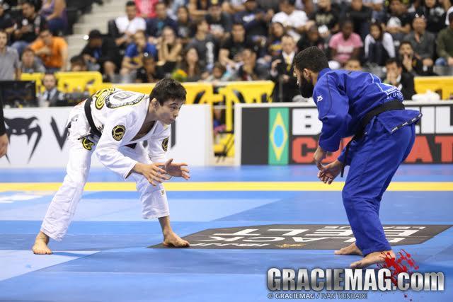 Bruno Malfacine x Joao Miyao no Mundial 2015 FOTO Ivan