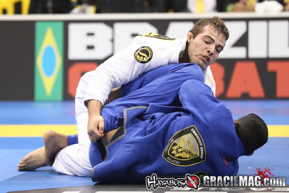 Gabriel Fedor Lucas contra Ricardo Evangelista no Mundial 2015