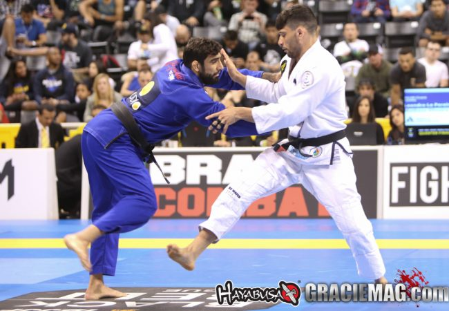 Matheus Diniz at the 2015 Worlds