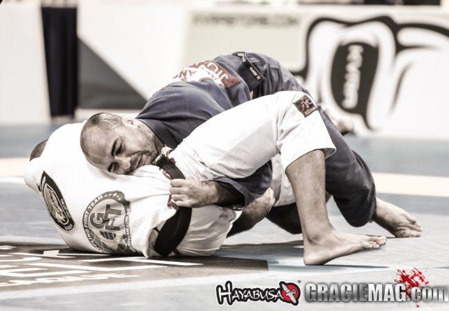 Bernardo Faria teaches his trademark double-under guard pass