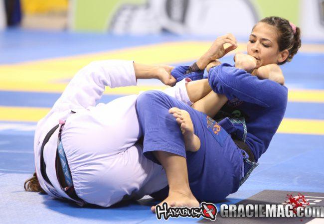 Beatriz Mesquita e as lições do leglock que rendeu o ouro no Mundial de Jiu-Jitsu