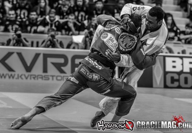 Reveja alguns dos lances mais emocionantes do Mundial de Jiu-Jitsu 2015