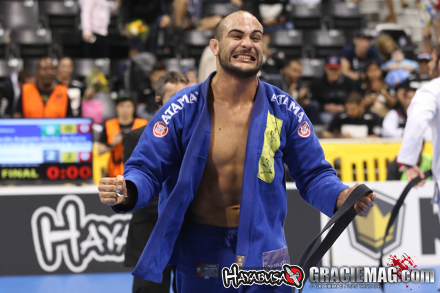 2015 Worlds: Faria, Obelenyte stand out with double gold; Alliance dominates adult division once again