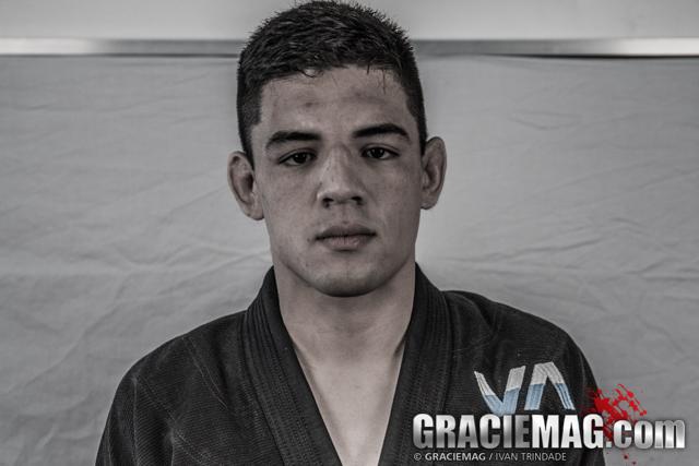 Watch how Michael Liera Jr. won the black belt open class in Seattle