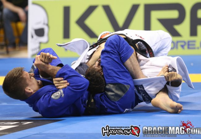 Rafael Mendes is the first black belt world champion registered for the 2016 Worlds