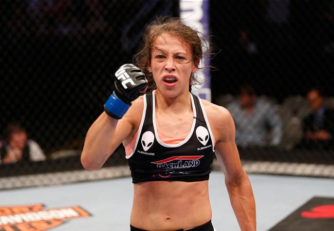 UFC Berlim: Joanna Jedrzejczyk segue imbatível no peso-palha