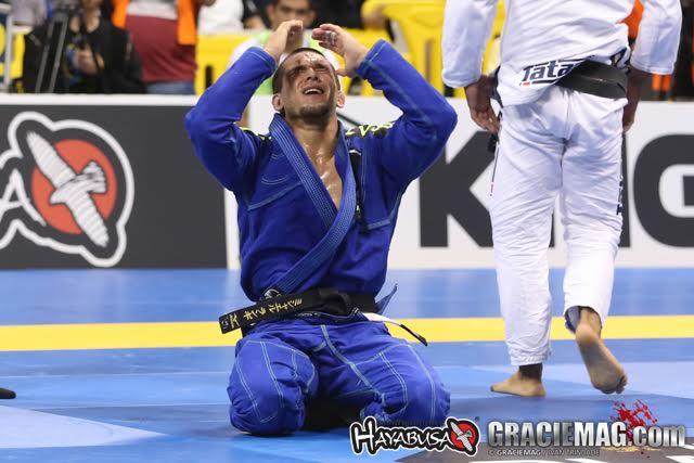Qual foi o melhor lance do Mundial de Jiu-Jitsu 2015?