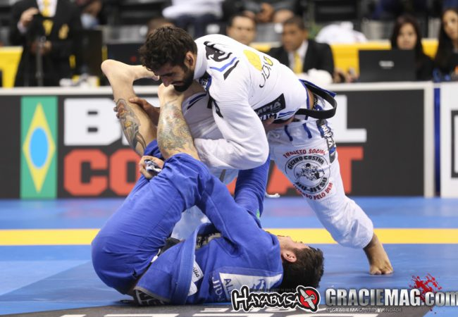 Leandro Lo disputa Santa Cruz BJJ Pro no fim de semana do ADCC
