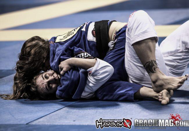 As lições de Mackenzie Dern, campeã mundial de Jiu-Jitsu pela 1ª vez em 2015