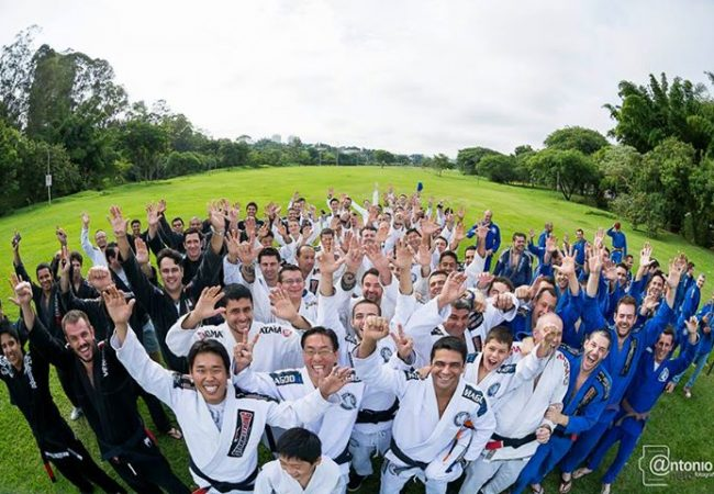10 dicas para você que está na faixa-branca de Jiu-Jitsu, por Vinicius Magoo