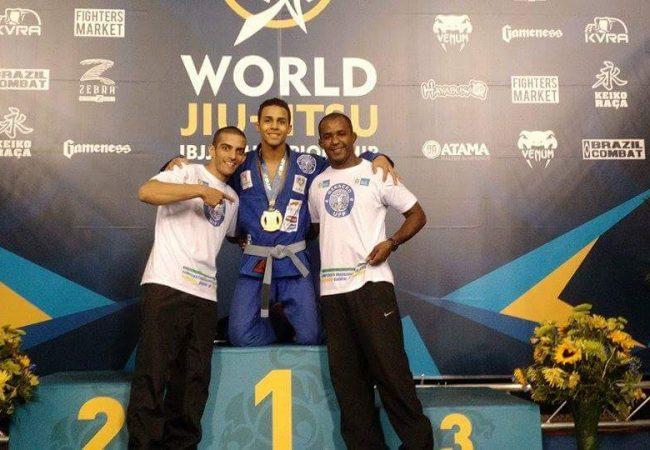 O Jiu-Jitsu como ferramenta social: o campeão mundial juvenil da UPP